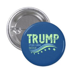 Donald Trump For USA 2016 1 Inch Round Button