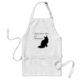 Maine Coon Mom Adult Apron