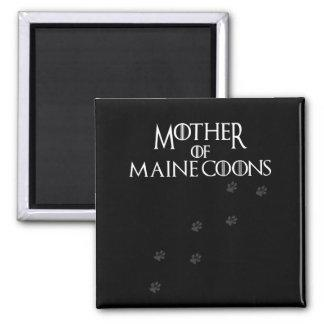 Mother of Maine Coons, #Maine Coons Magnet