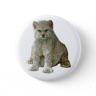 600 lb Cat - Round Button