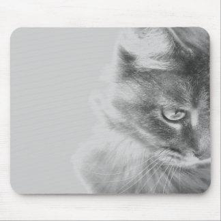 """Angel Kitty"" Portrait Mouse Pad"