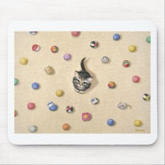 Cat Toys Mouse Pad