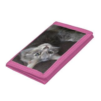 Cat Trifold Wallet