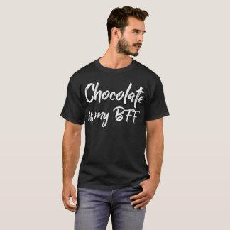 Chocolate Is My BFF T-Shirt