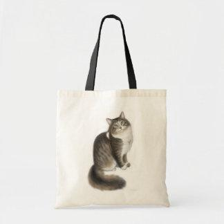 Duffy the Maine Coon Cat Tote Bag