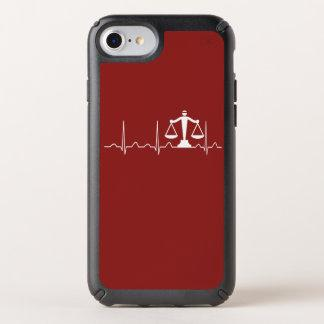 LAWYER HEARTBEAT SPECK iPhone CASE