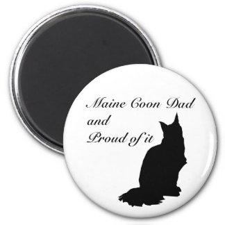 Maine Coon Dad Magnet