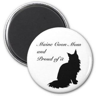 Maine Coon Mom Magnet