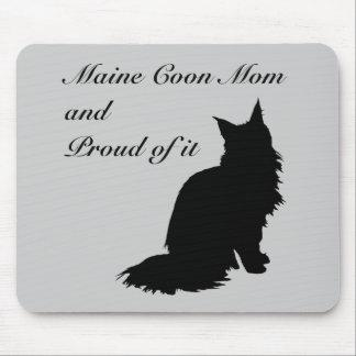 Maine Coon Mom Mouse Pad