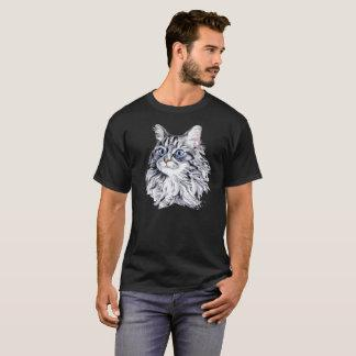 Maine Coon T Shirt - Gift For Cat Lovers