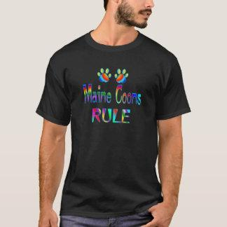 Maine Coons Rule T-Shirt