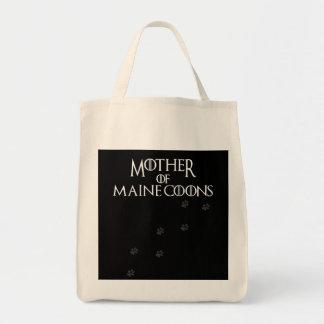 Mother of Maine Coons, #Maine Coons Tote Bag