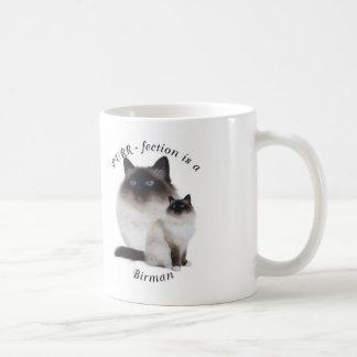 PURR-fection Birman Coffee Mug