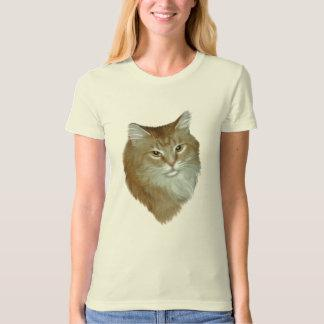 Red Tabby Maine Coon T-Shirt