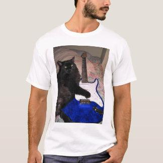 Rock and Roll Cool Cat T-Shirt