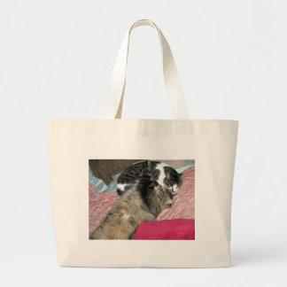 Slumber Buddies Large Tote Bag
