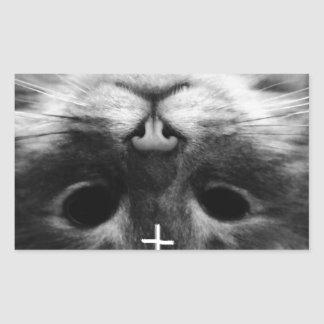 The Devil Inside.jpg Rectangular Sticker