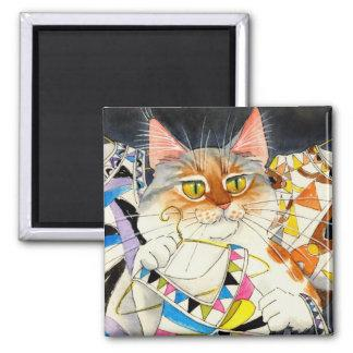 What's new Pucci-cat? magnet
