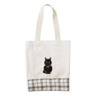 Zelda the Black Cat Bag